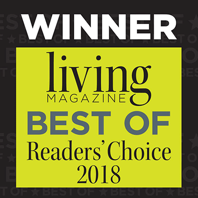 Living Magazine Readers Choice Best Of 2018